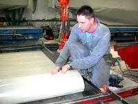 Fabricación de paneles de cerramiento.