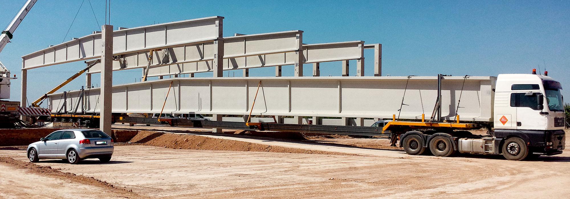 Prefabricados aljema s l prefabricados de hormig n para la edificaci n - Materiales de construccion en murcia ...