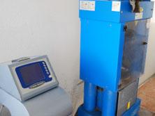 Laboratorio de calidad - Prefabricados Aljema, S.L.