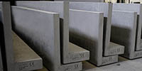 "Muros tip ""L"" - Prefabricados Aljema, S.L."