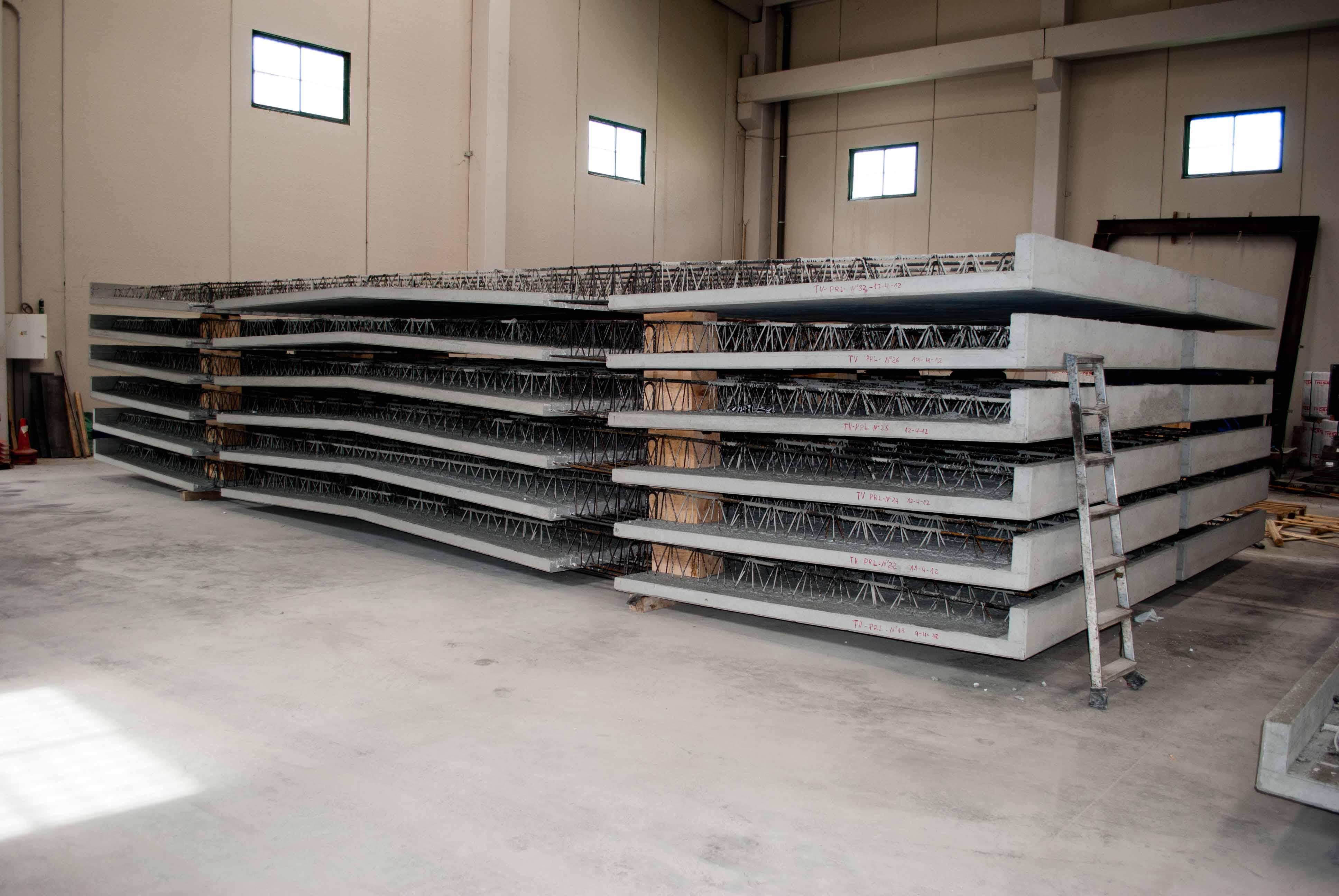 Prelosas prefabricadas para viaducto en jumilla for Prefabricados de hormigon murcia